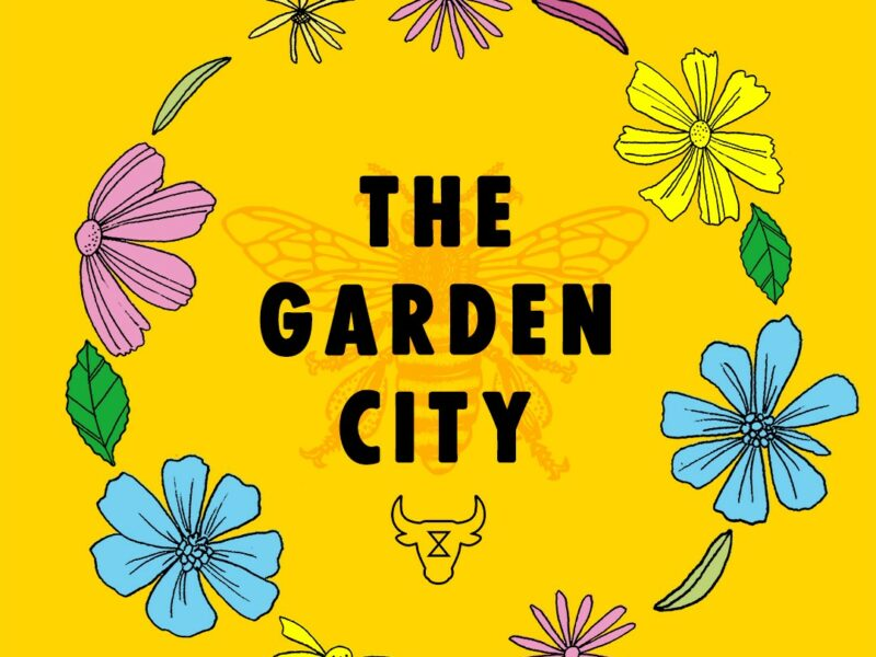 Announcing The Garden City: Our Space in this Rebellion for October