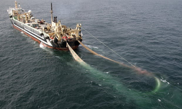 Supertrawlers: The Boats You Didn't Know Are Ruining Our Seas